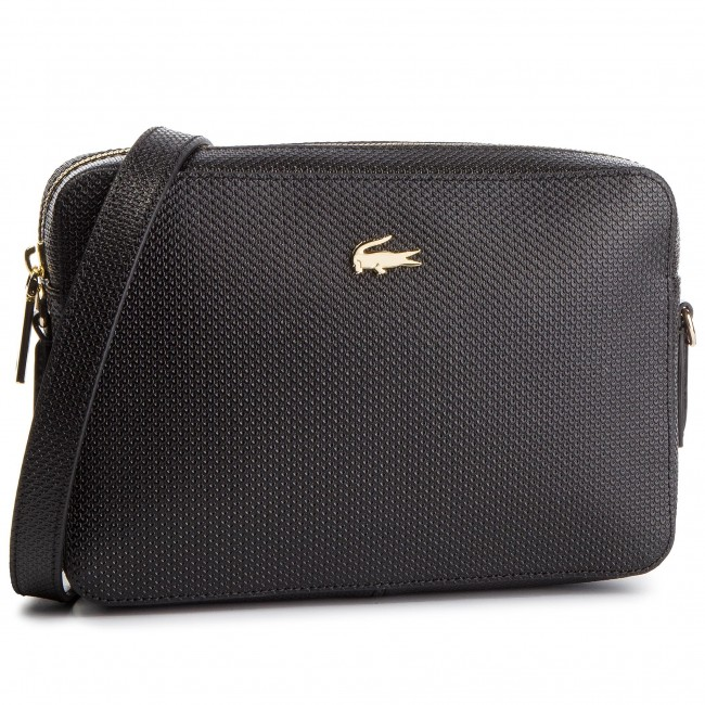 Nf2564ce Lacoste Square Bag Bolso Crossover dtshQrC