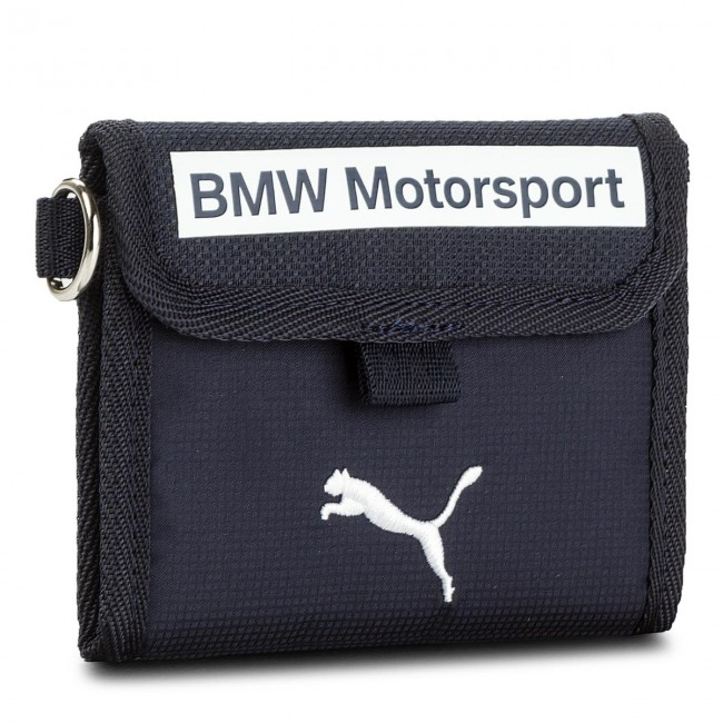 fd02424c7 Cartera grande para hombre PUMA - Bmw Motorsport Wallet 075134 01 Team  Blue/Puma White