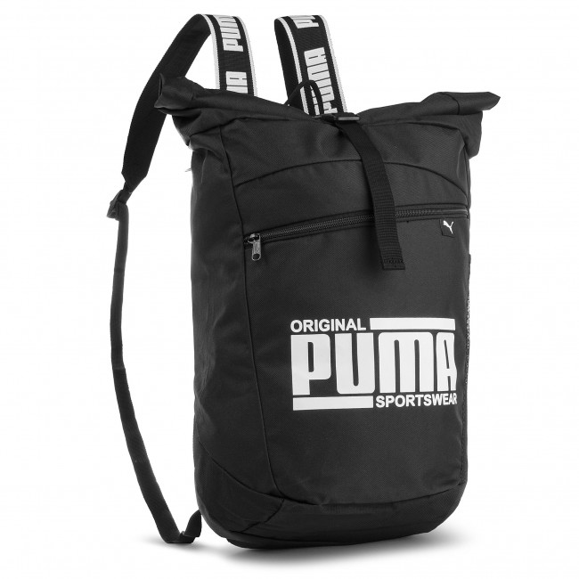 c9e439e6f Mochila PUMA - Sole Backpack 075435 Puma Black 01 - Bolsos y ...