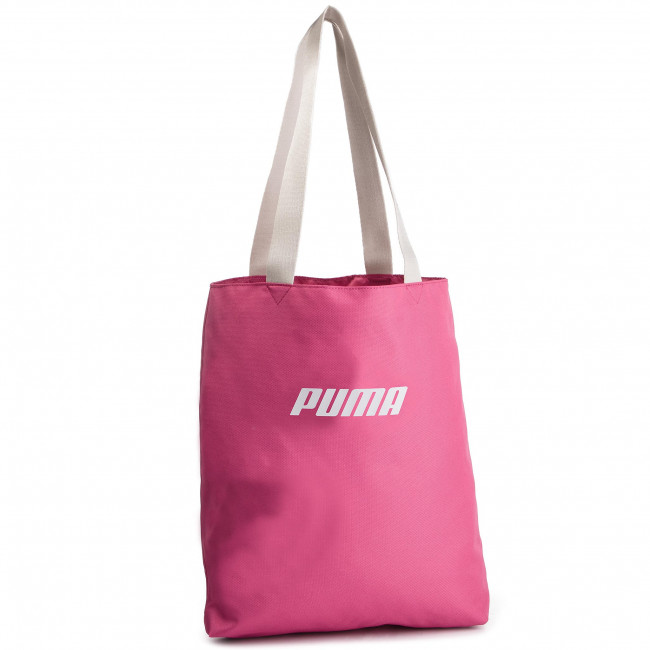 Purple Bolso 04 Gray Fuchsia Core Shopper 075711 silver Puma MSUVpLGqz