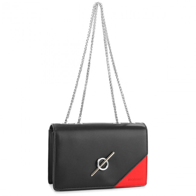 Zapatos Red Bolsos 020 Bolso MonnariBag8220 With Clásicos es Black USMVpz