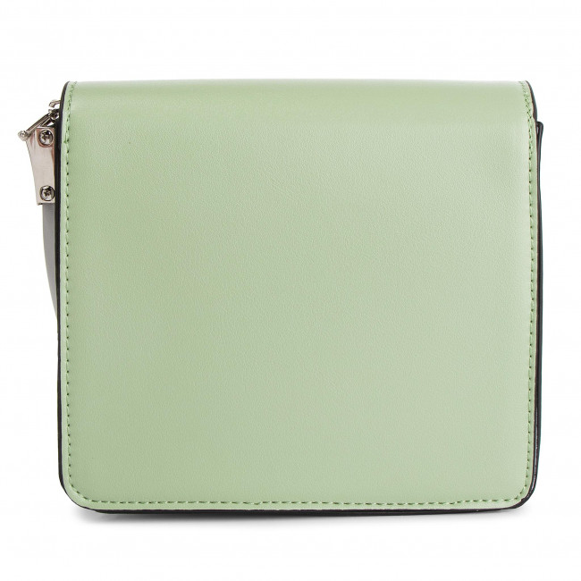 Monnari Bag6180 Green Bolso With Grey 008 nwk8P0O