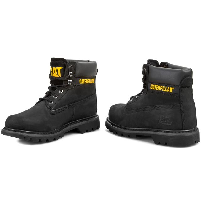 Caterpillar Colorado Botas Wc44100909 Black Montaña De 43jL5RA
