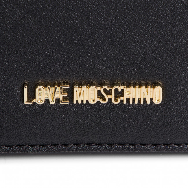 Jc4309pp07kq0000 Moschino Nero Love Bolso Nero Jc4309pp07kq0000 Bolso Love Moschino Bolso Love Moschino wm08vnN