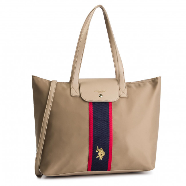 AssnNew sPolo L Patterson Beige Beunt0451wip502 Bolso Shopping U rxshQtdCoB