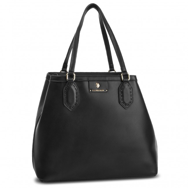 Bolsos sPolo Bolso Zapatos Black 000 Shopper Bag Shopping U AssnPalm Beupb0445wvp es Beach j4ALq35R