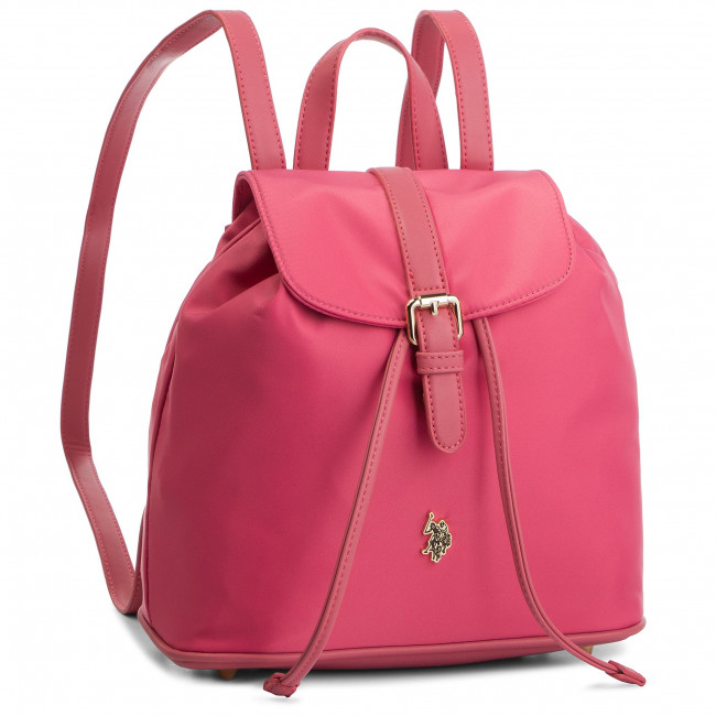 Bag U sPolo Beuhu0571wip422 AssnHouston Mochila pu Backpack Nylon Rose 9IYDHW2E