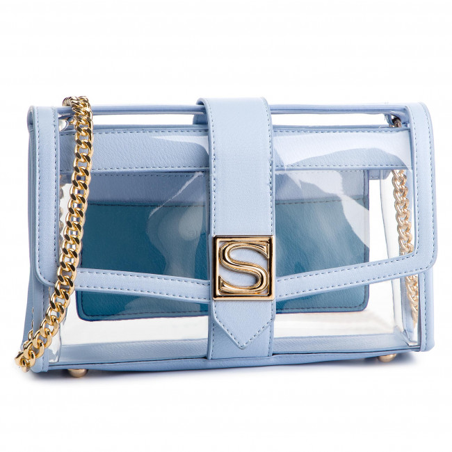 blue indigo Zapatos Bolso Bolsos HeachClutch Bag Pool es Light Noche Plastic Rcp19135bo De Pool Silvian XTOkZuPi