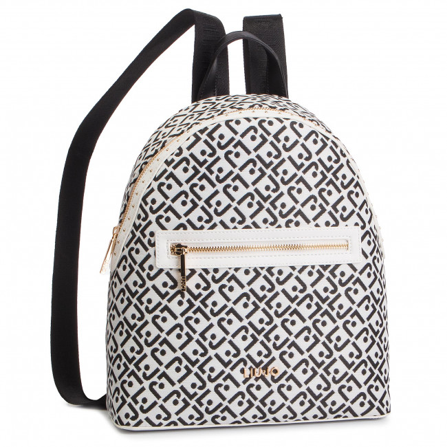 N19074 Liu White Backpack Mochila Jo T0300 Off 01065 WHD29IYebE