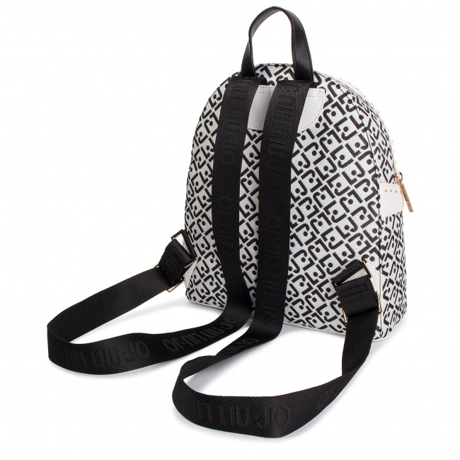 01065 White Liu Off Mochila Jo Backpack N19074 T0300 JclK1TF