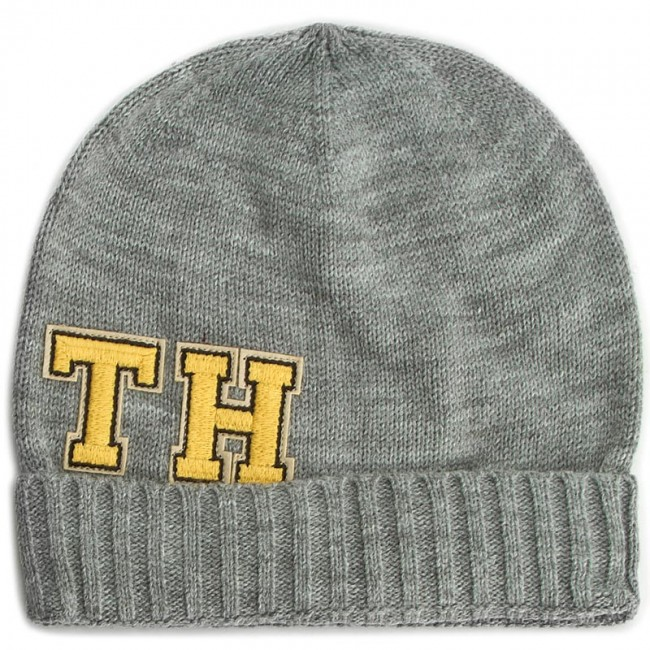 Gorro TOMMY HILFIGER - TH Patch Hat Solid AW0AW03335 901 - Gorros de ... 778ed18f48d