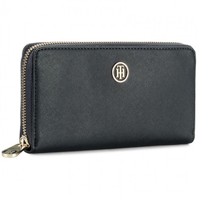 5f2c4e9a9 Cartera grande para mujer TOMMY HILFIGER - Honey Large Za Wallet AW0AW04281  413
