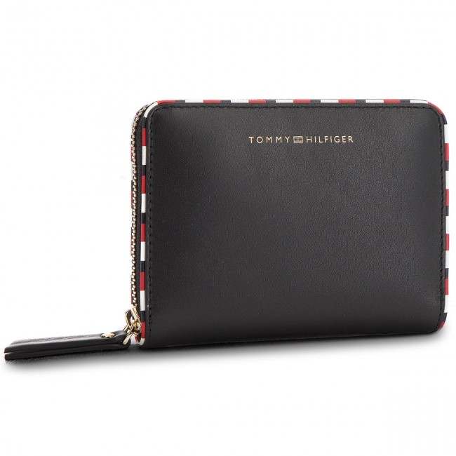fb2603d82 Cartera grande para mujer TOMMY HILFIGER - Classic Leather Cmpc AW0AW05754  002