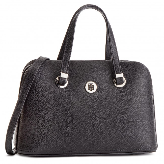 Aw0aw06120 Core Med Tommy Hilfiger Bolso Satchel Th 002 k0N8nwOPX