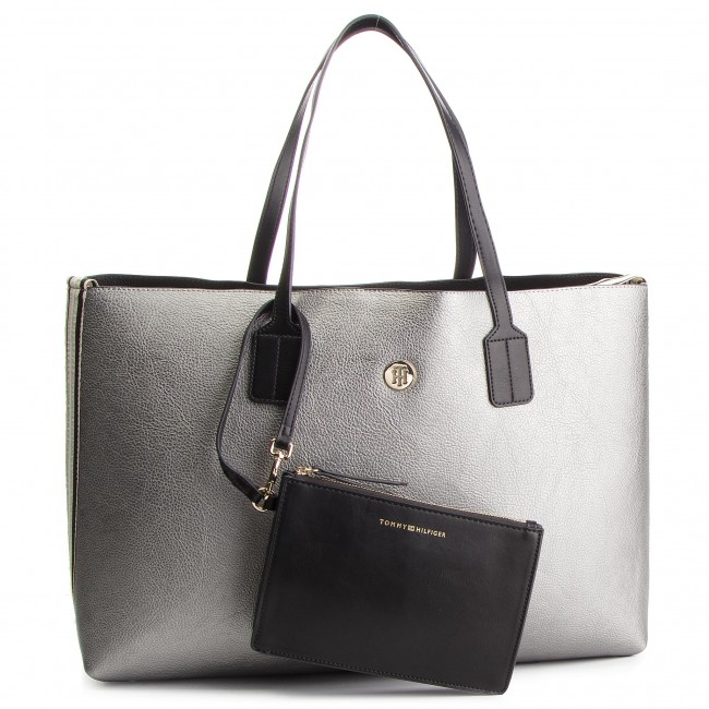 Hilfiger 903 Met Bolso Tommy Cool Tote Aw0aw06374 DEIW29HY