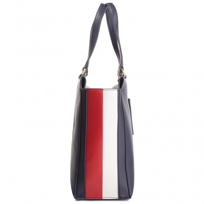 901 Bolso Effortless Hilfiger Ew Tommy Aw0aw06375 Tote Safiano nO8Xk0wP