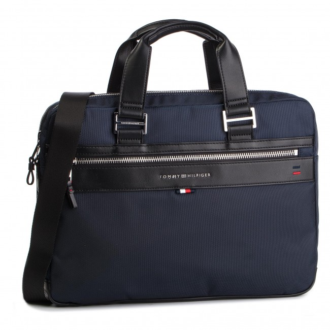 5a84c786502 Bolso Para portátil TOMMY HILFIGER - Elevated Workbag AM0AM04416 413 ...