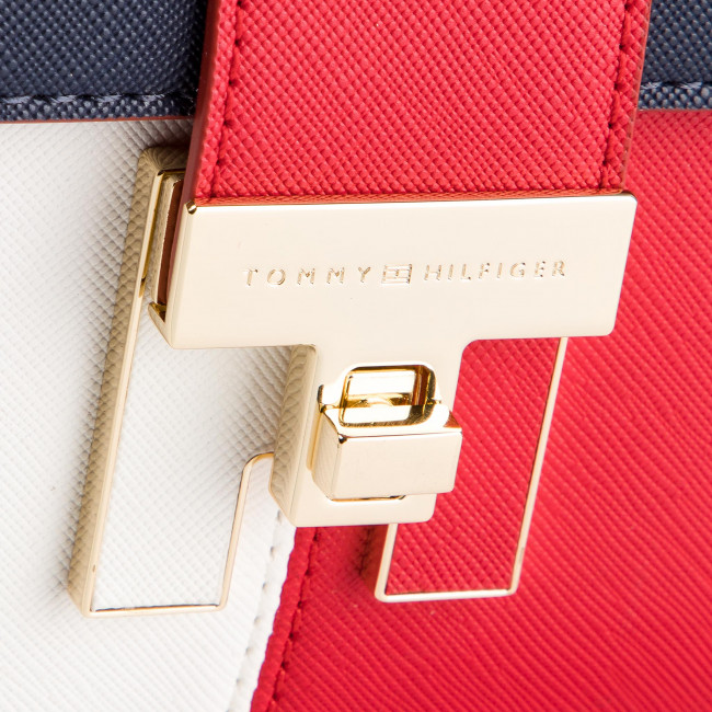 901 Aw0aw06403 Hilfiger Crossover Heritage Th Bolso Tommy byg6f7