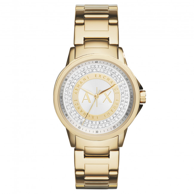 e9c876928145 Reloj ARMANI EXCHANGE - Lady Banks AX4321 Gold Gold - Mujer ...