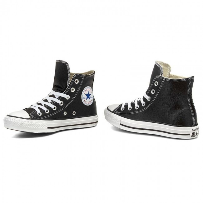 Hi 132170c Ct Zapatillas Black Converse nOwvm80N