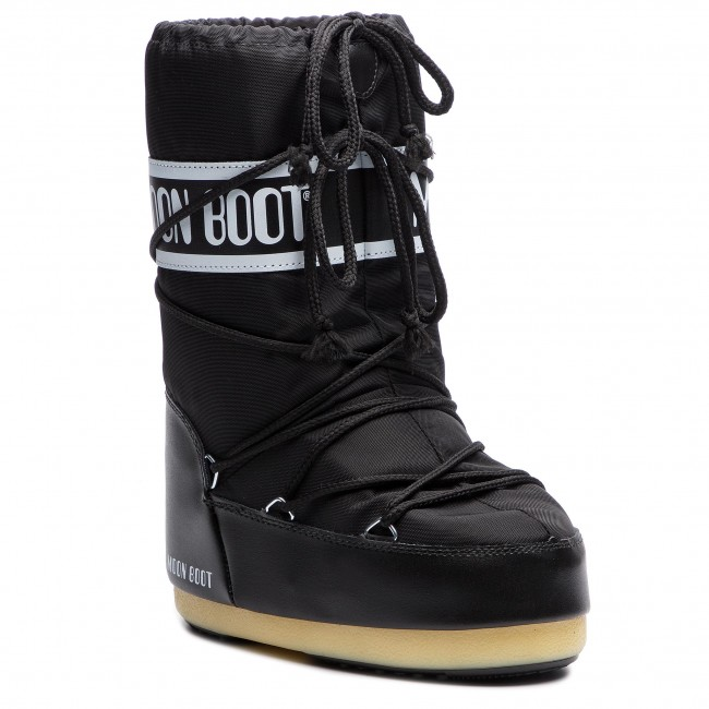 Botas de nieve MOON BOOT - Nylon 14004400001 Nero M