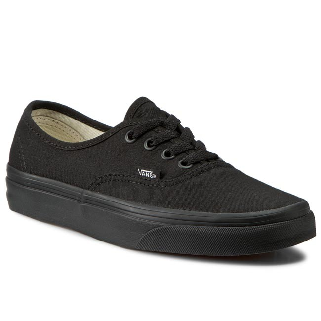 Authentic Vn000ee3bka Vans Zapatillas De Tenis Blackblack H29WeIYED