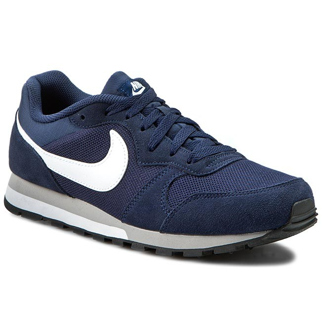 Zapatos NIKE Md Runner 2 749794 410 Midnight NavyWhiteWolf Grey