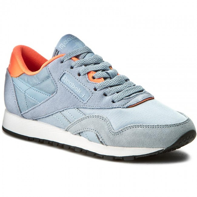 Zapatos Reebok - Cl Nylon Mh BD1777  Gable Grey/Blue/Purple