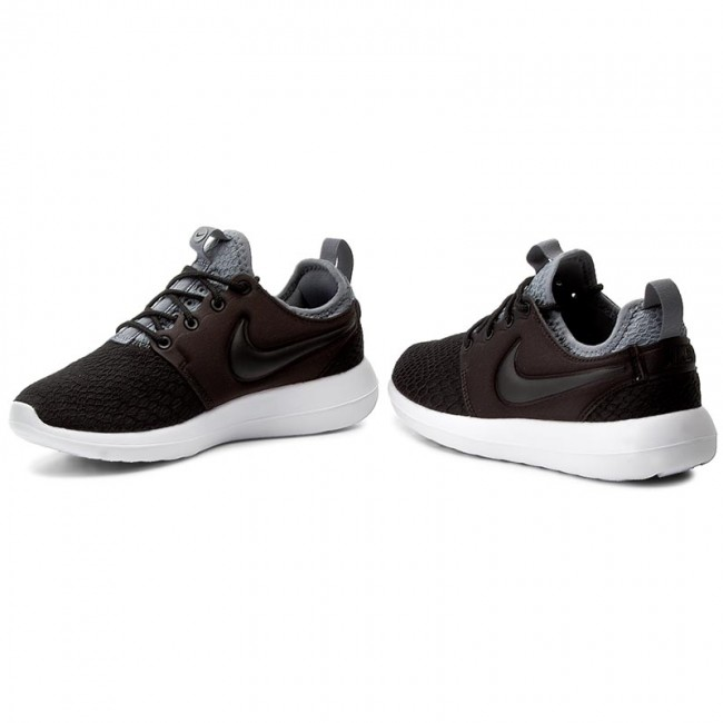 white Sneakers Roshe 001 Grey De Two Mujer Se Black 881188 Nike Zapatos cool black MzUSqpV