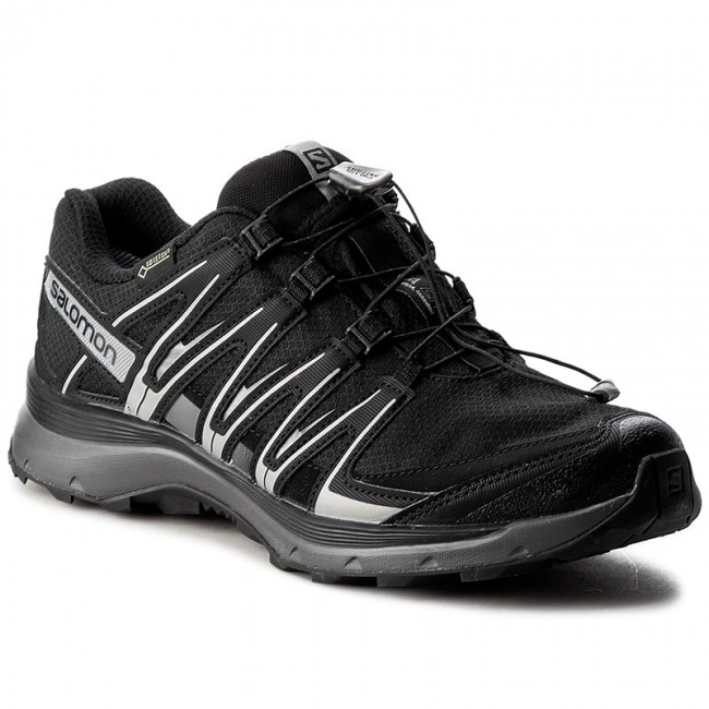 Zapatos SALOMON - Xa Lite Gtx GORE-TEX 393312 27 V0 Black/Quiet  Shade/Monument