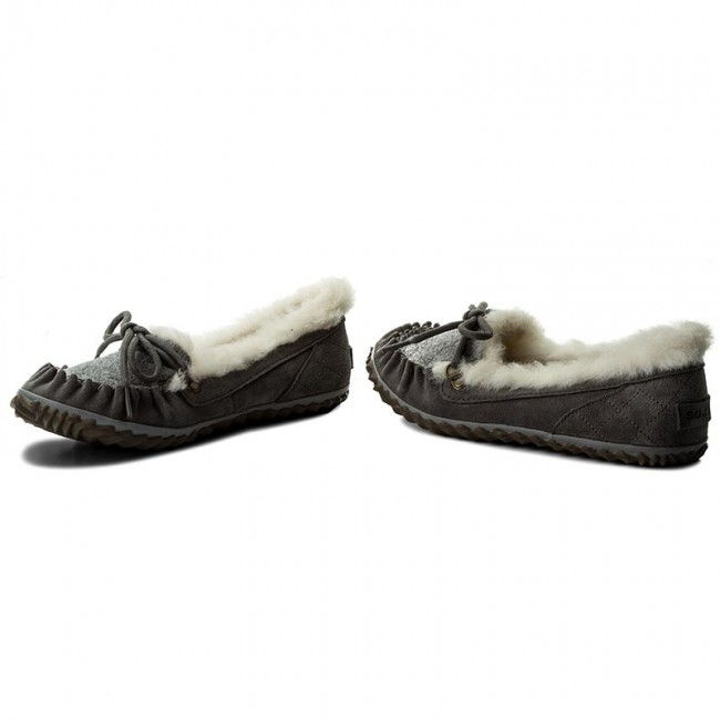 Sorel Mujer fawn Zapatos Quarry N About Slipper Out Nl2431 052 De Planos xhQrCtsd