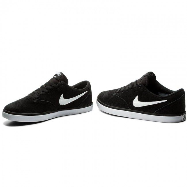 Zapatos NIKE Sb Check Solar 843895 001 BlackWhite