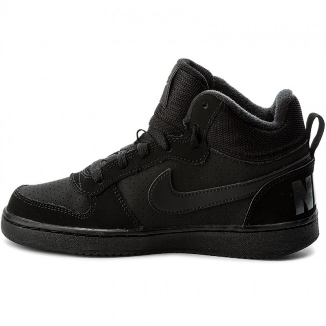 De Zapatos Court black Midgs839977 Sneakers Nike 001 black Black Mujer Borough edxoBrCW