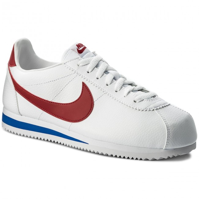 Zapatos Nike - Classic Cortez Leather 749571 154 White/varisty Red Sneakers