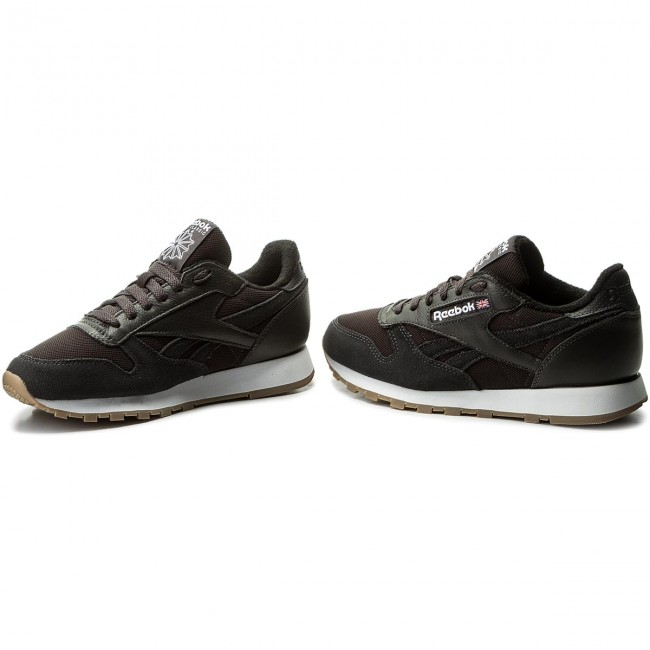 Zapatos Reebok Coal Sneakers De Mujer Leather Cl white Estl Bs9719 dhQxtsCrB