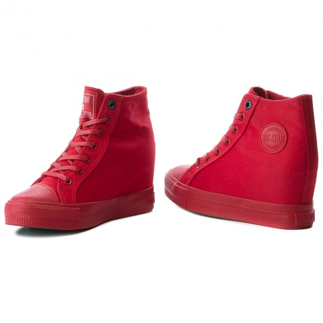 De Big Red Sneakers Star Aa274a088 Mujer Zapatos c5R3AjL4Sq