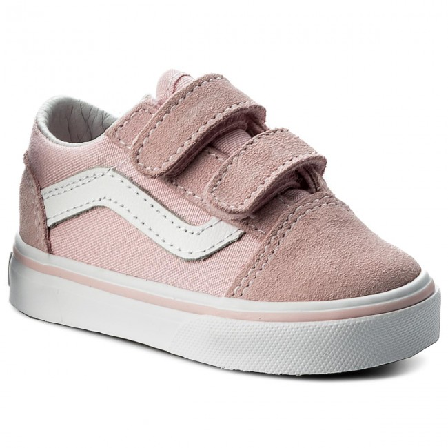 ZAPATILLAS VANS OLD SKOOL CHALK PINK | ZAPATILLAS NIÑO VANS