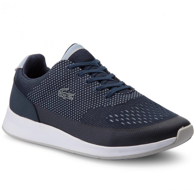 Zapatos 3 Blu 35spw00257e9 lt Nvy Mujer 118 Sneakers Spw Lacoste De Chaumont 7 53R4AjL
