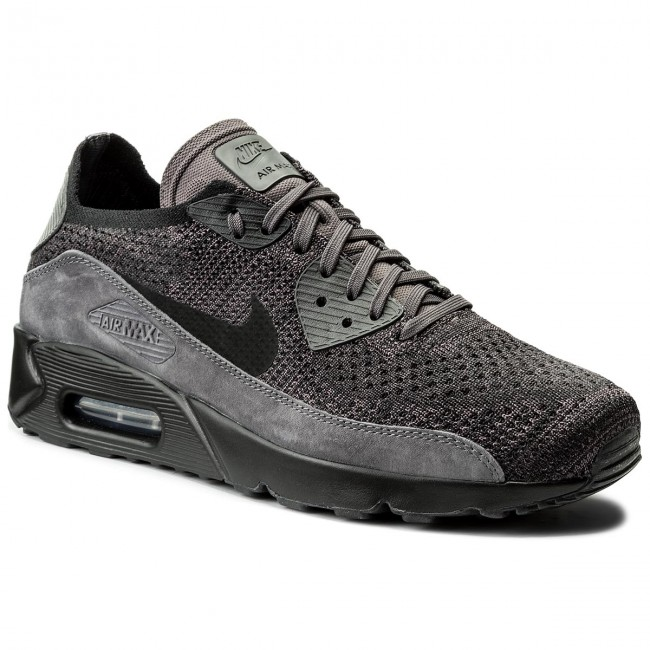 Nike Air Max 90 Ultra 2.0 Flyknit Negras Zapatos 875943 005