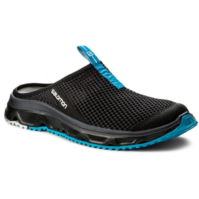 Chanclas SALOMON - Rx Slide 3.0 401450 28 M0 Black/Black/Hawaiian Surf