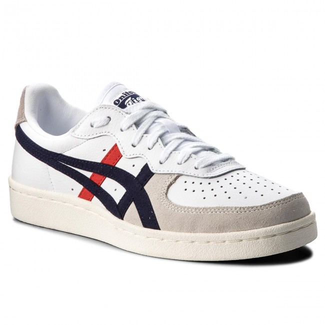 De White Sneakers Asics D5k2y Gsm Onitsuka Tiger peacoat Mujer 100 Zapatos SUzMpVq