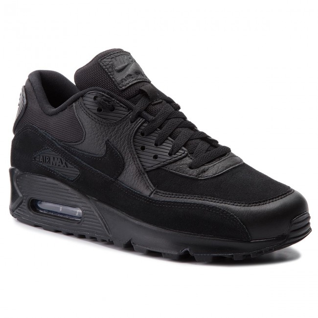Zapatos NIKE Air Max 90 Premium 700155 012 BlackBlack