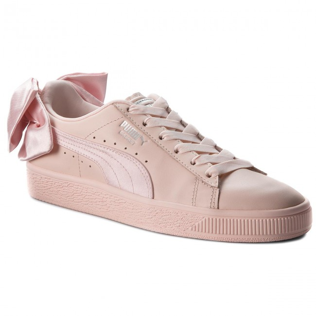 Sneakers PUMA Basket Bow Wn's 367319 02 PearlPearl