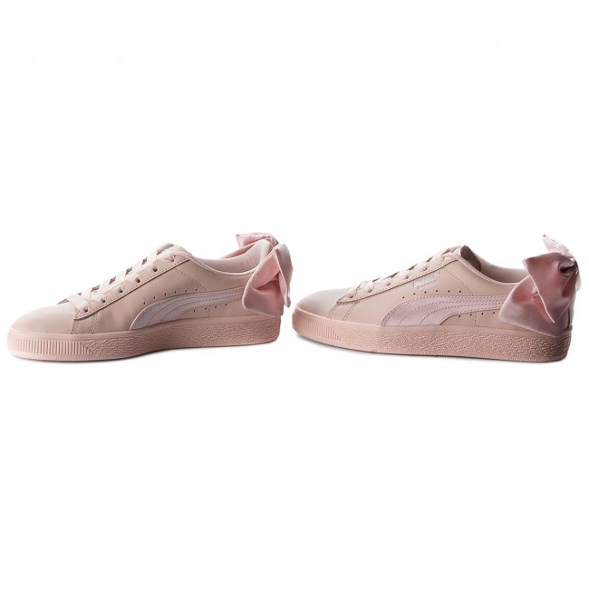 Bow Basket Zapatos Puma Mujer Wn's 367319 De 02 pearl Sneakers Pearl LjSUMGpqzV