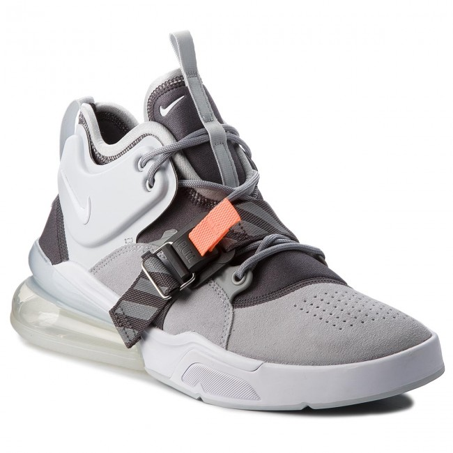 270 Nike Force Ah6772 002 Greywhitedark Wolf Zapatos Air Grey 5jA34RL
