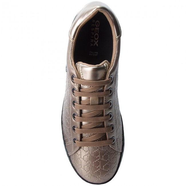 Champagne Mujer Zapatos D De Sneakers Cb500 A Jaysen Geox 0bvnf D621ba 92YeDHWEI