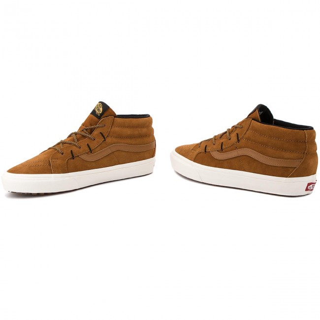 mid Sk8 Zapatos Reissue G Mujer Brown marshma Sneakers De Vans Vn0a3tkqucsmteSudan jL4q35AR