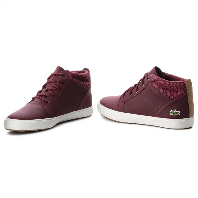 De Burg Sneakers off Ampthill 1 Wht 318 Lacoste Caw Zapatos 36caw00033c9 Mujer 7 c4A3Ljq5R