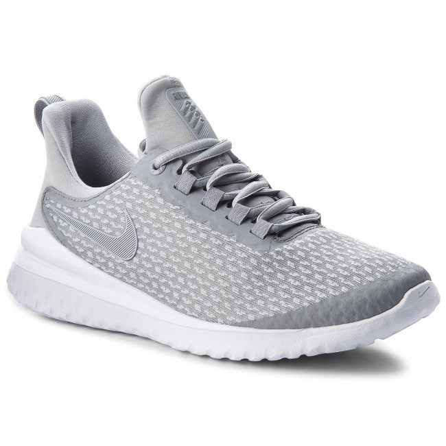 Zapatos NIKE Renew Rival AA7411 006 StealthBlancGris Loup