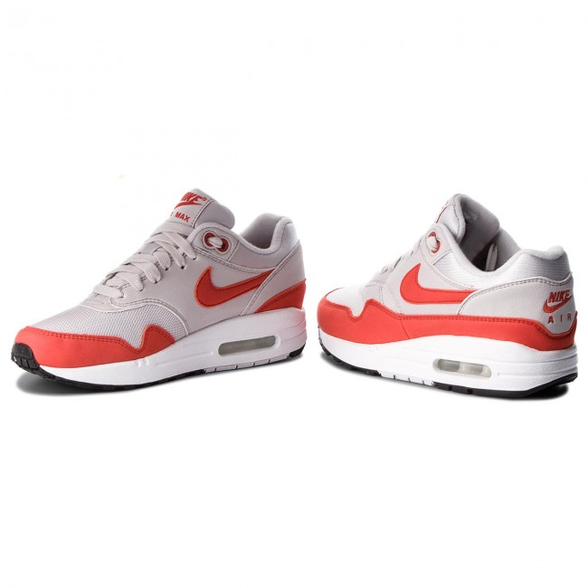 Mujer Nike Sneakers 319986 Zapatos Grey Vast 035 Air Max De Red 1 habanero EY29IWDH